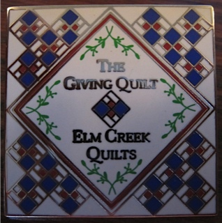 THE GIVING QUILT Books and Pins Available for Pre-Order from Books ... : the giving quilt book - Adamdwight.com